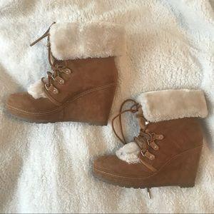 Unionbay furry stylish boot